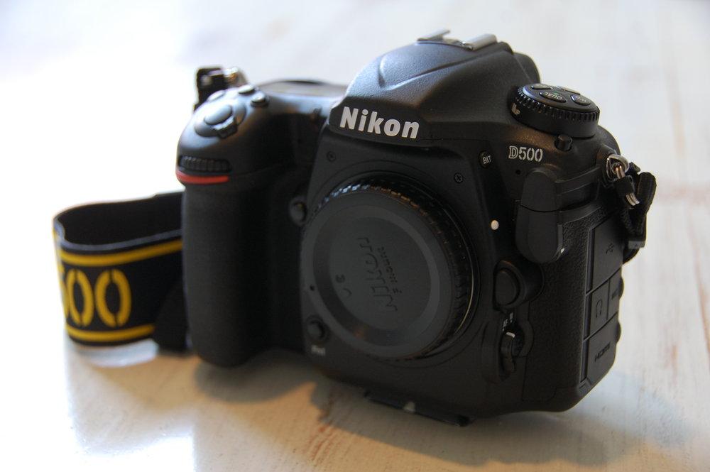 Máy ảnh Nikon D500 king of crop Nikon