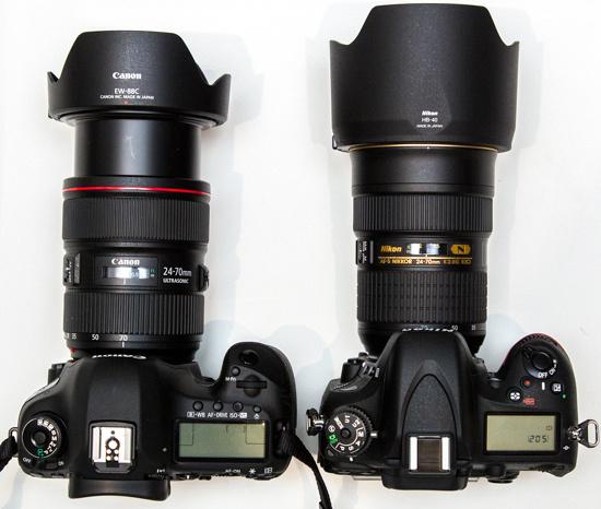 Lens đa dụng cho Fullframe