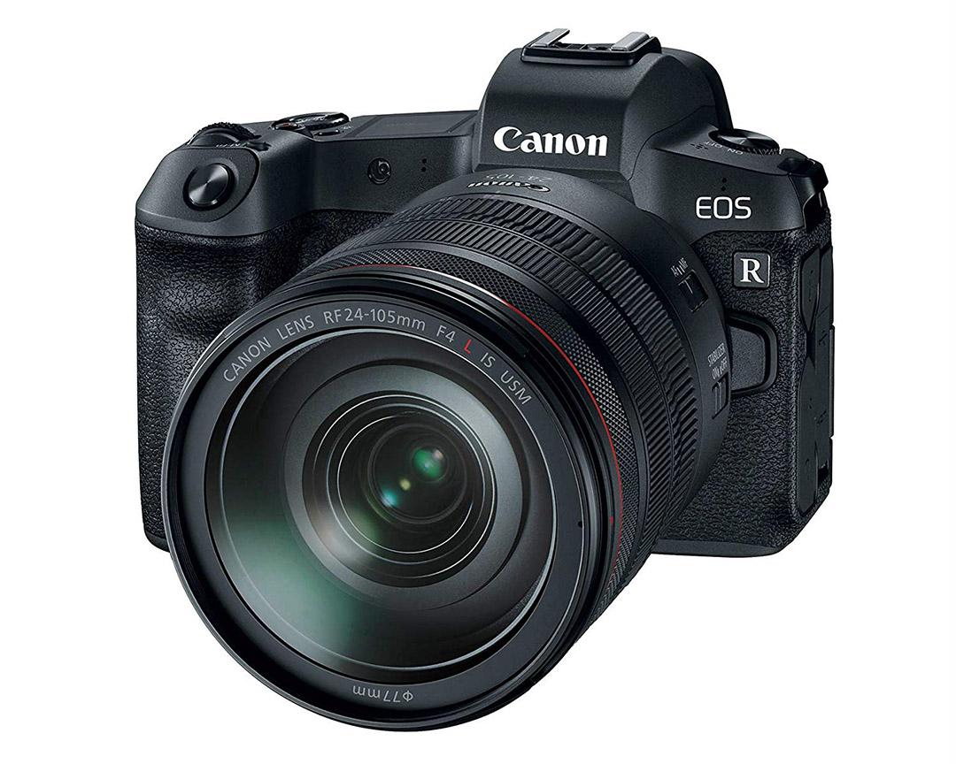 Máy ảnh canon eos R, máy ảnh mirrorless cao cấp của Canon