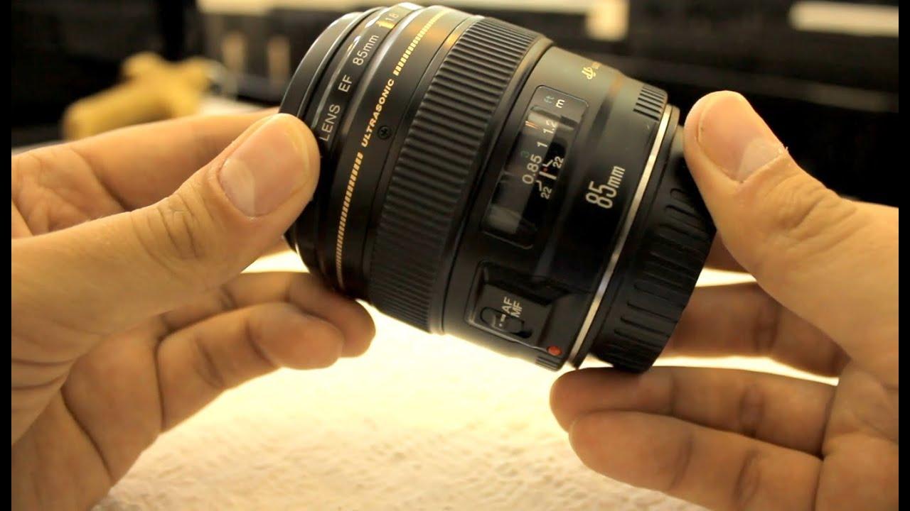 Lens chân dung 85, tele trung bình