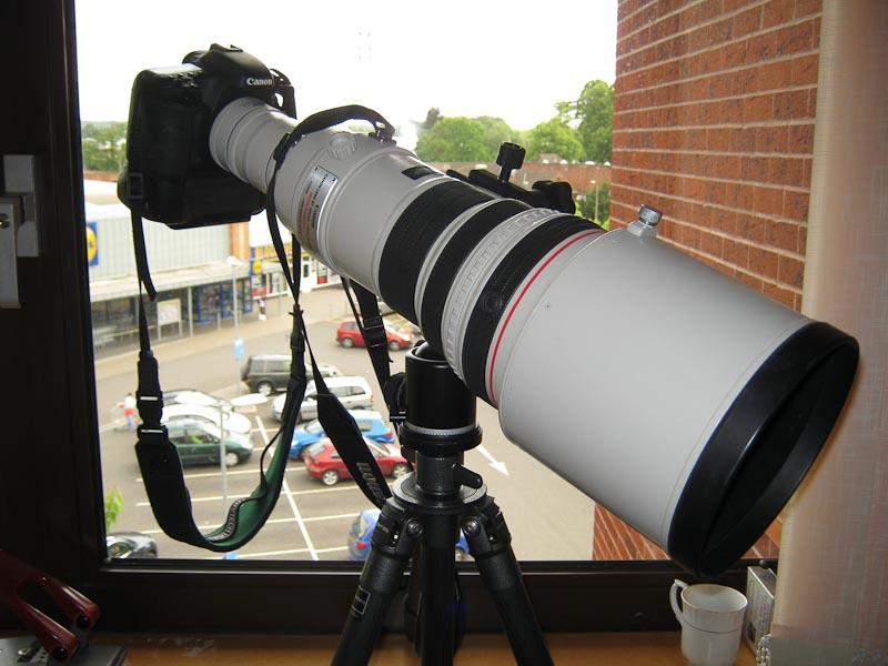 Lens canon 400F2.8