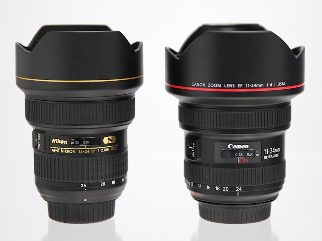 Lens góc siêu rộng