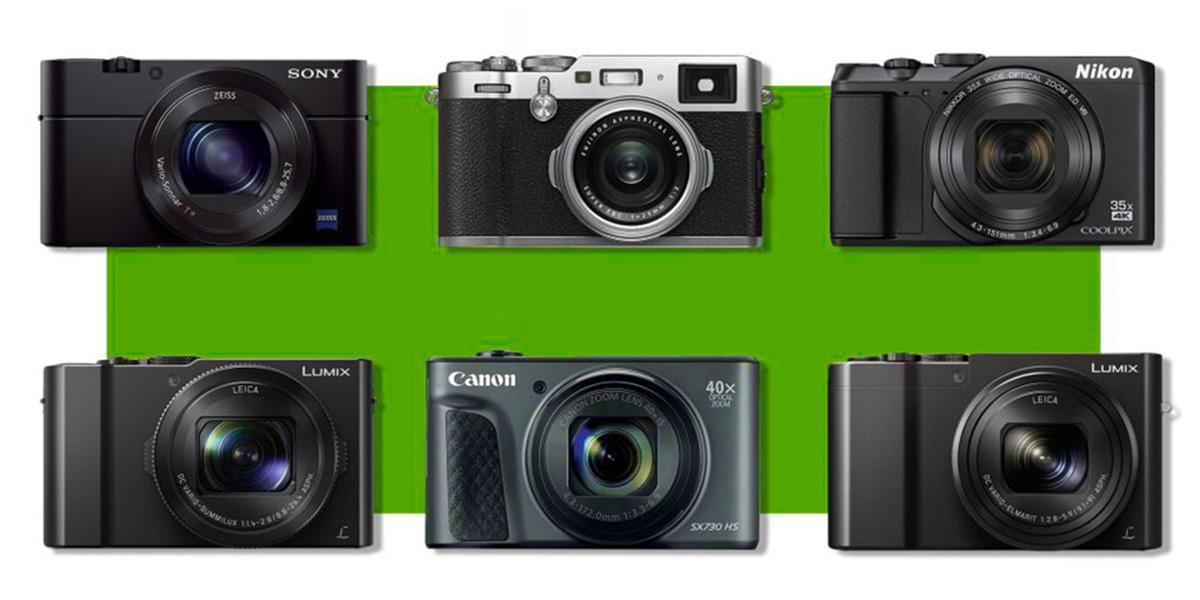 Máy ảnh Compact PowerShot