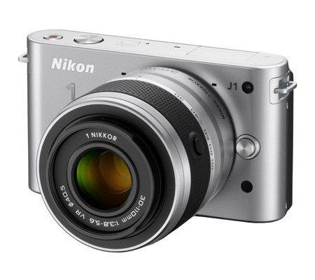 Máy ảnh Nikon J1, máy ảnh mirorless đầu tiên của Nikon