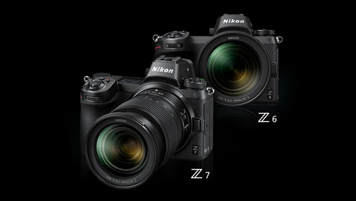 Nikon Z6 và Nikon z7