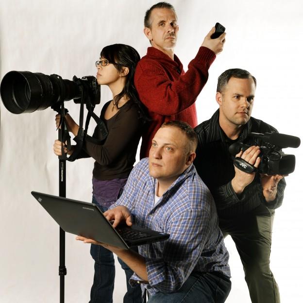 Tác phong trong nhiếp ảnh