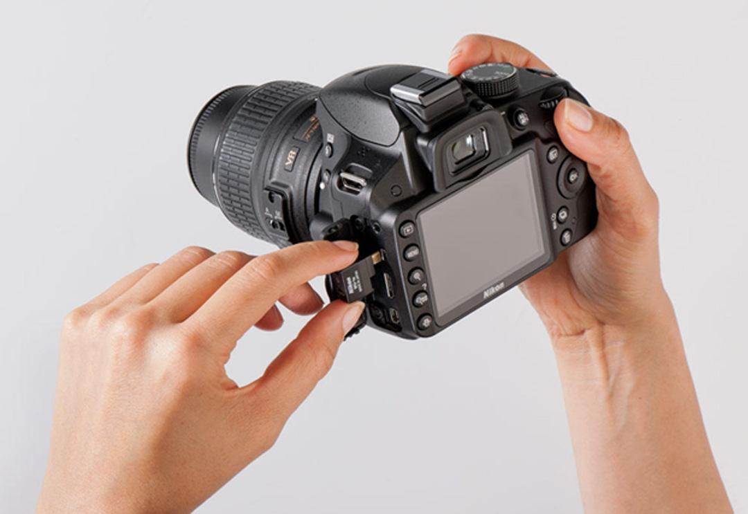 Test máy ảnh cũ