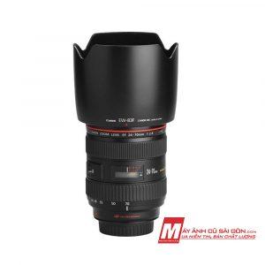 Lens Canon 24-70F/2.8L