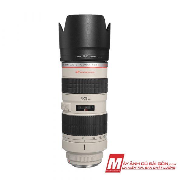 Lens Canon 70-200F/2.8 L Non IS đa dụng chuyên chân dung, sự kiện