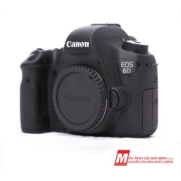 Máy ảnh Canon 6D cũ