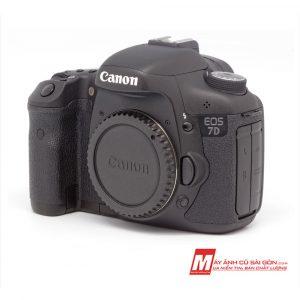 Máy ảnh Canon 7D cũ giá rẻ