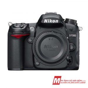 Máy ảnh Nikon D7000