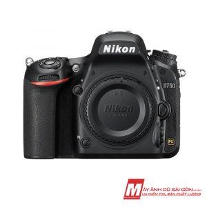 Nikon D750 cũ giá rẻ